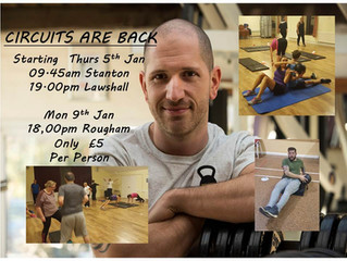 Circuits.......Back by popular demand!