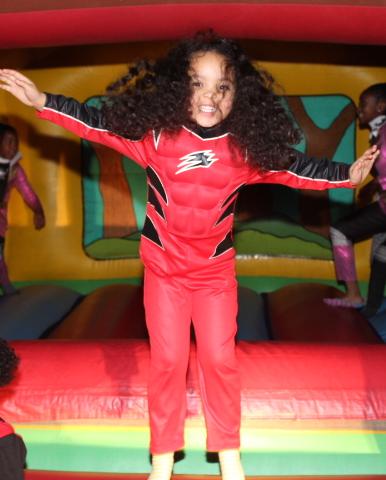 Power Ranger Party
