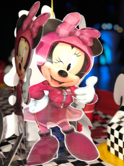 Kayden's Mickey Racer Party