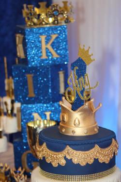 King's 1st Birthday