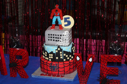 G's Spiderman Party