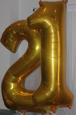 21st Birthday Dinner