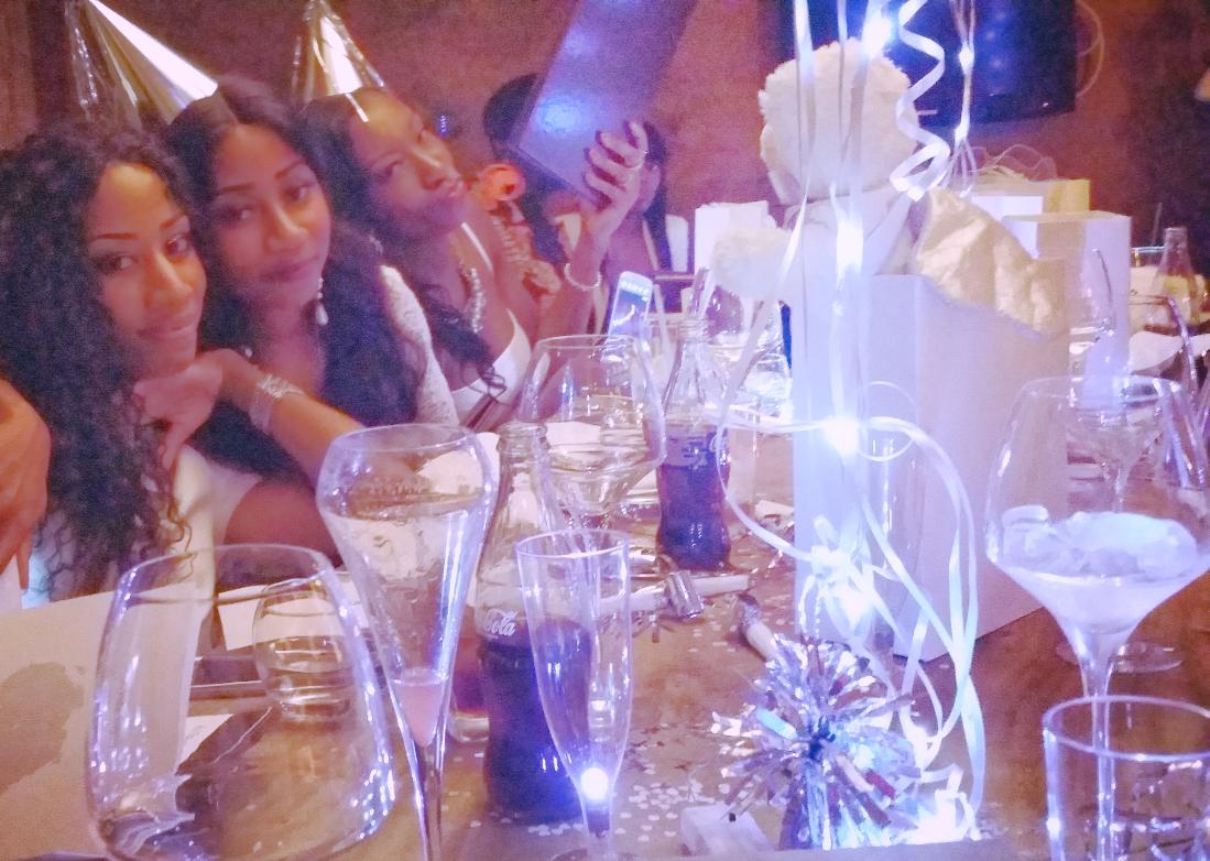White Dinner Party