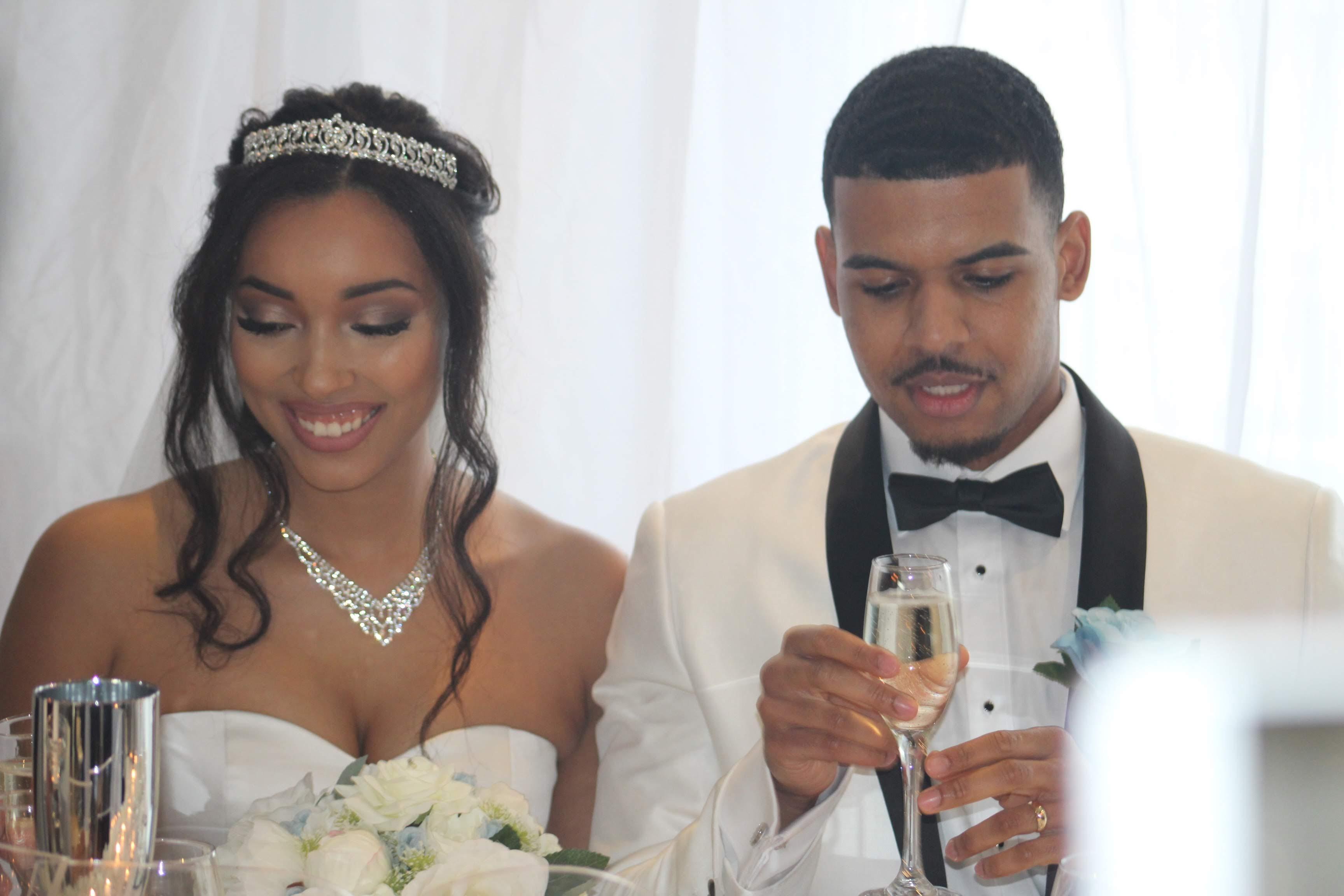 Selina & Mark's Wedding