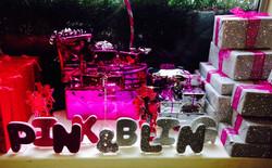 Pink & Bling Dinner