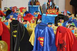 Joshua's Superhero Party