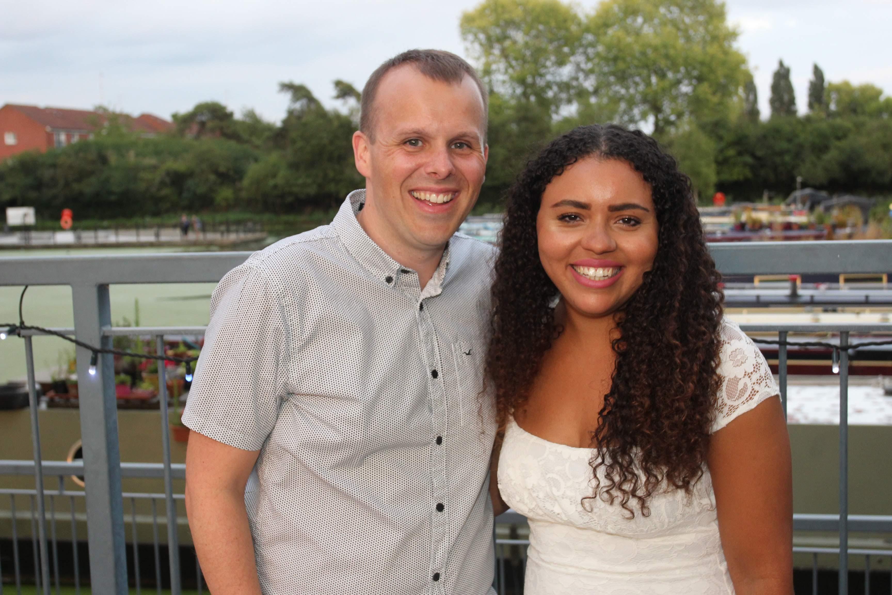 Rebecca & Steven's Reception