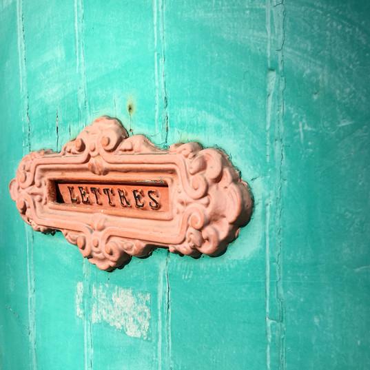 lettres de Baie de Somme