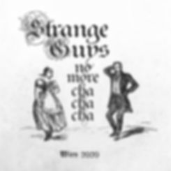 Strange Guys_ChaChaCha Single Cover Fina