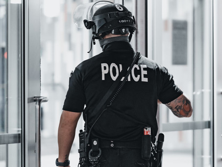 """Liberals Rethinking Their View On """"Defunding the Police"""""""