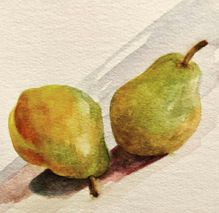 A Close Pear