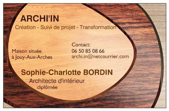 Contact, Archi'in, Maison d'Architecture d'interieur, Metz, Lorraine