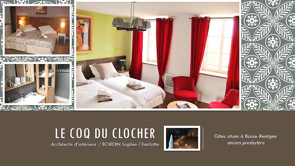Le Coq du Clocher, Basse-Rentgen