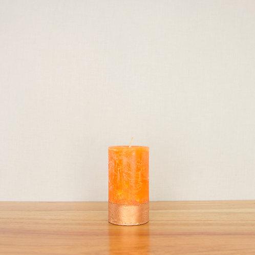 "Rose Gold n Orange (Slim: dia ""2)"