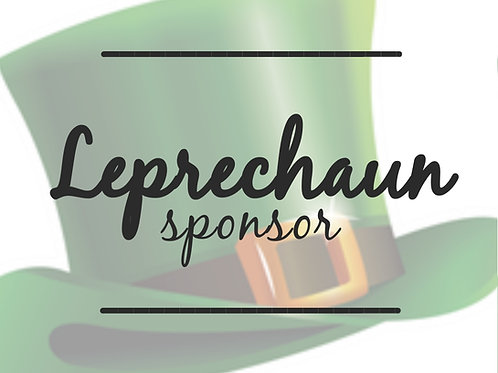Leprechaun Sponsor