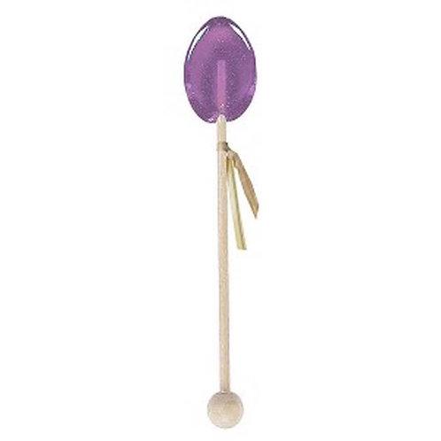 Blueberry Honey Spoon