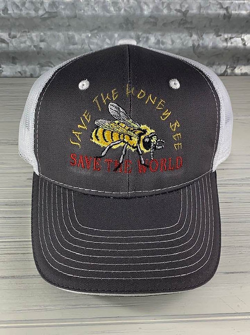 Save The Bees Save The World Cap