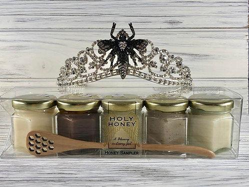 The Royal Creamy Sampler
