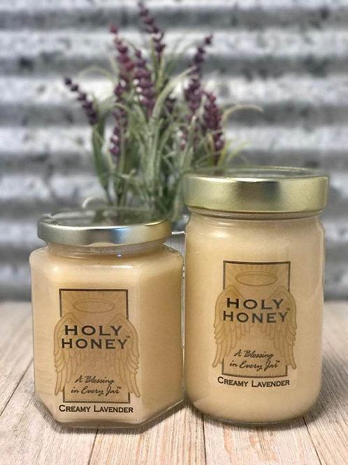 Creamy Lavender Honey