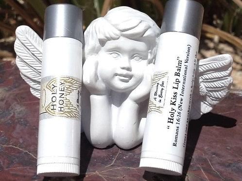 Holy Kiss Lip Balm  2 Pack