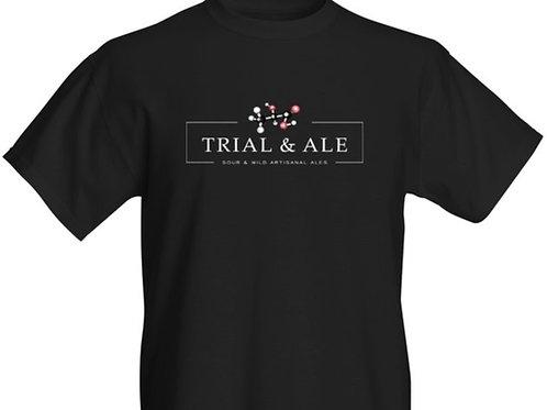 Trial & Ale T-Shirt (Black)