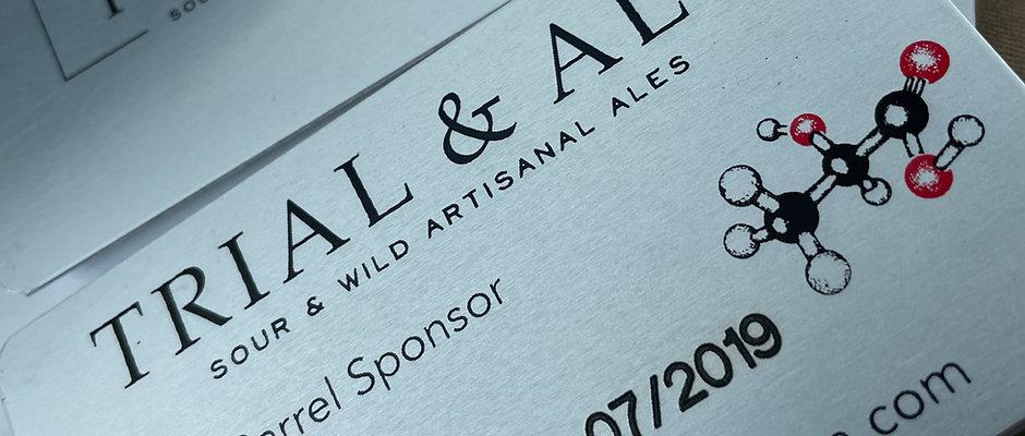 Barrel Sponsorship
