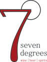 7 Degrees Wine Logo