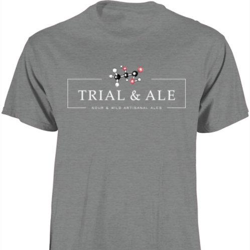 Trial & Ale T-Shirt (Grey)
