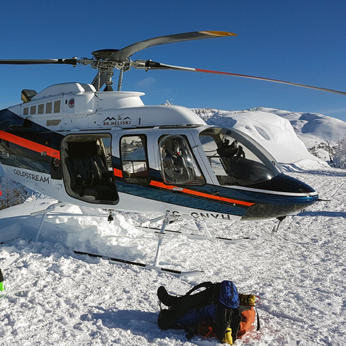Coldstream Helicopters Eagle 407HP