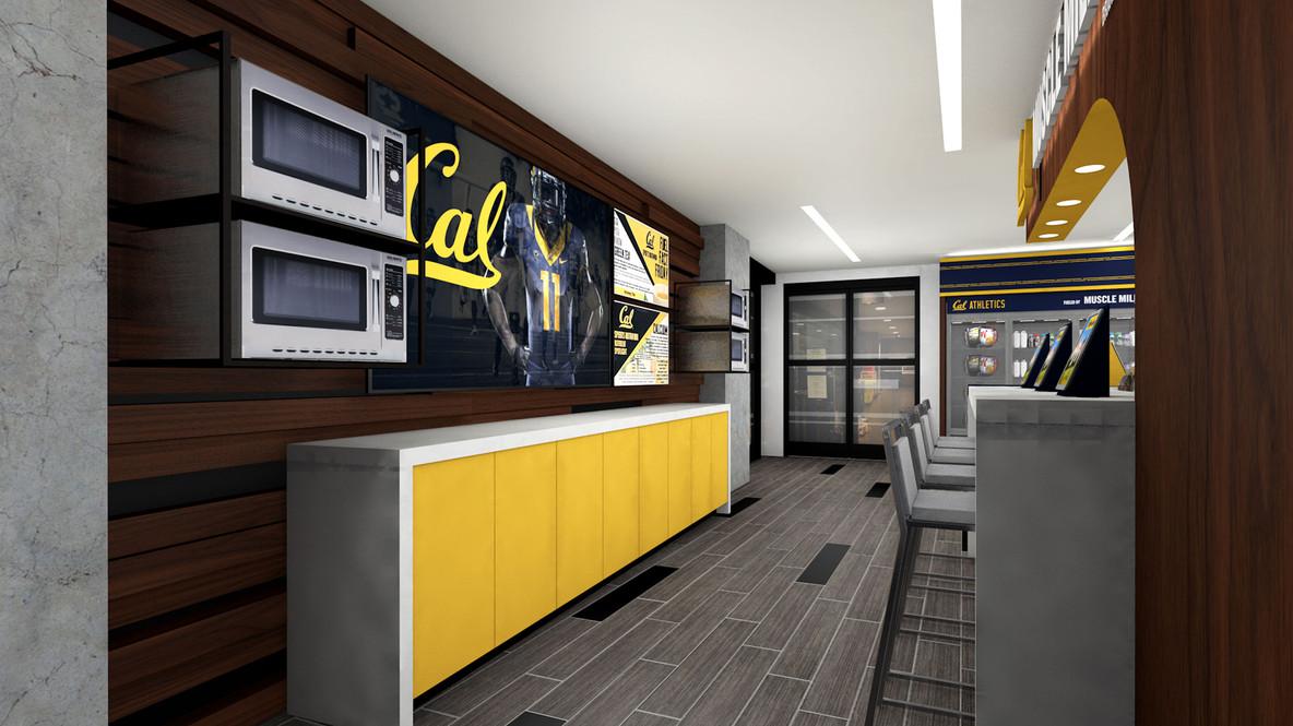 Cal Berkeley, Fueling Station '18