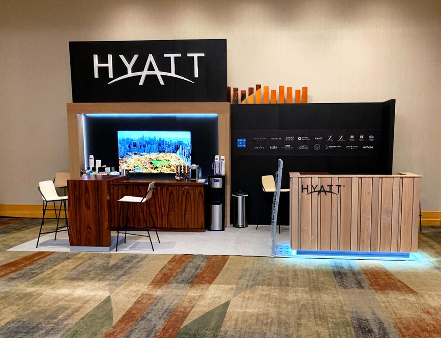Hyatt, Phoenix Lodging Conference '19