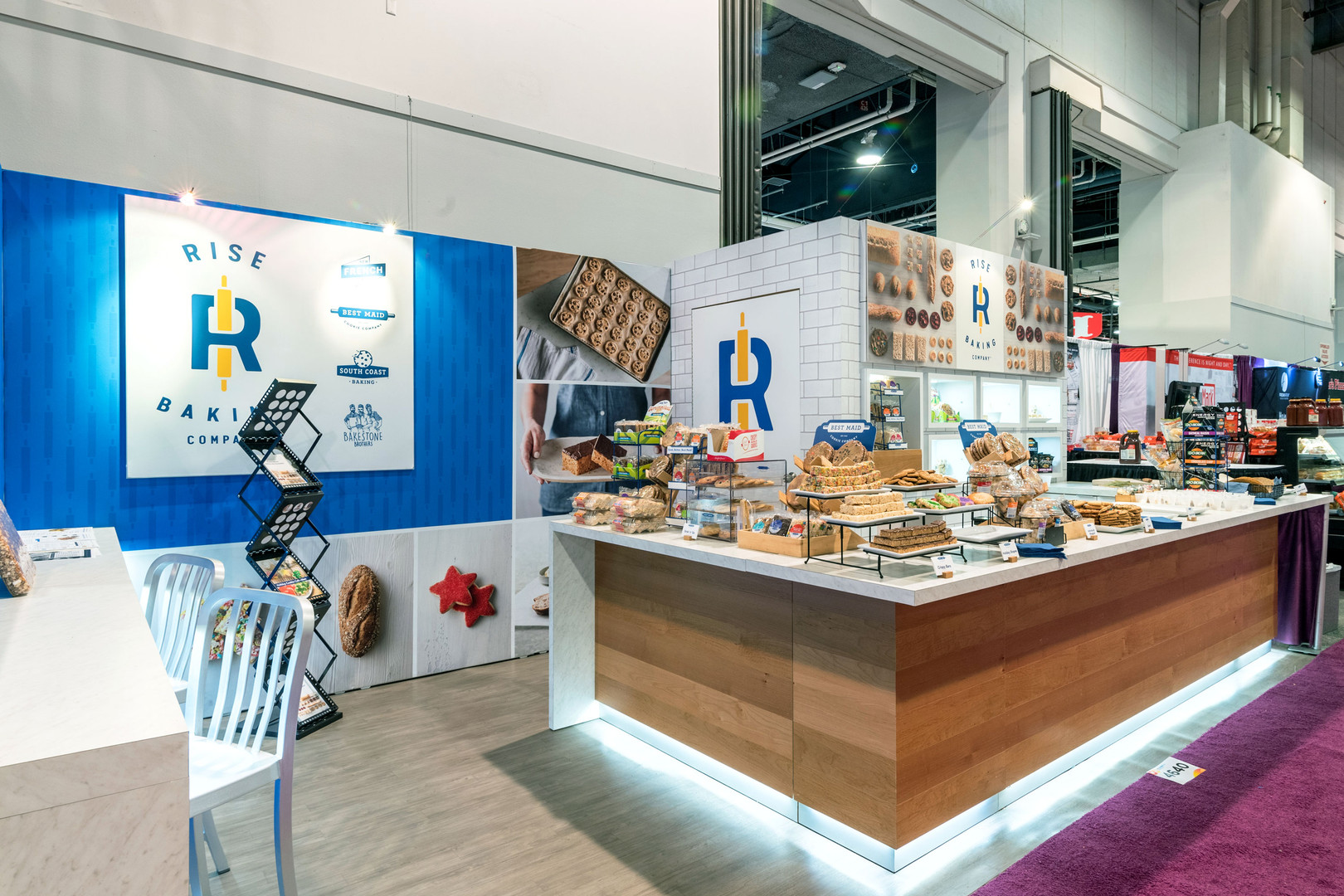 Rise Baking Co, NACS '18 - '19