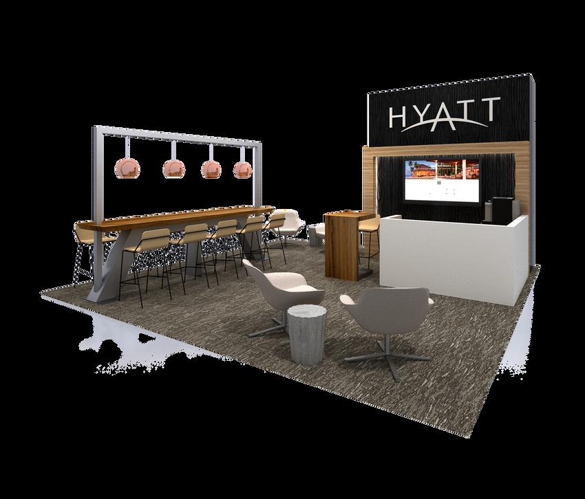 Hyatt, CMEE '19 Rendering