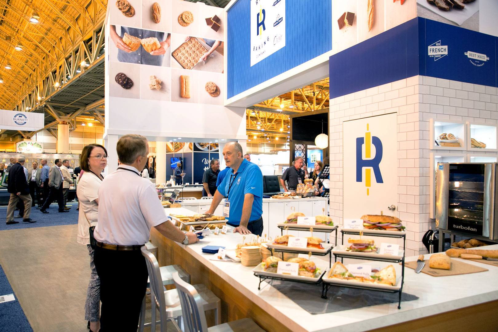 Rise Baking Co, IDDBA '18 - '19