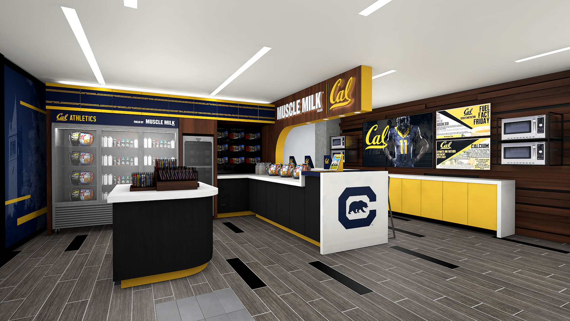 Cal Berkeley, Fueling Station '18