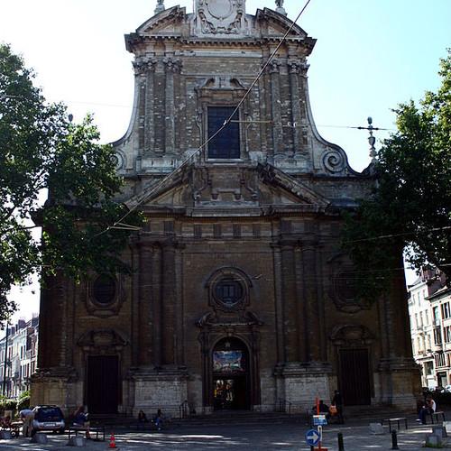 Église de la Trinité Rue du Bailli, 1050 Ixelles