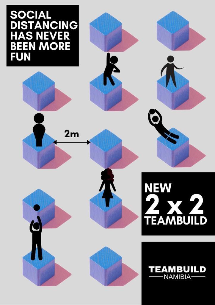 THE 2 x 2 TEAMBUILD