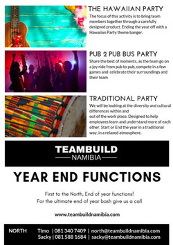 YEAR END FUNCTIONS