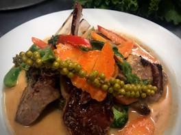 Lamb Panang Curry