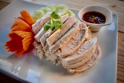 Thai Chicken & Rice