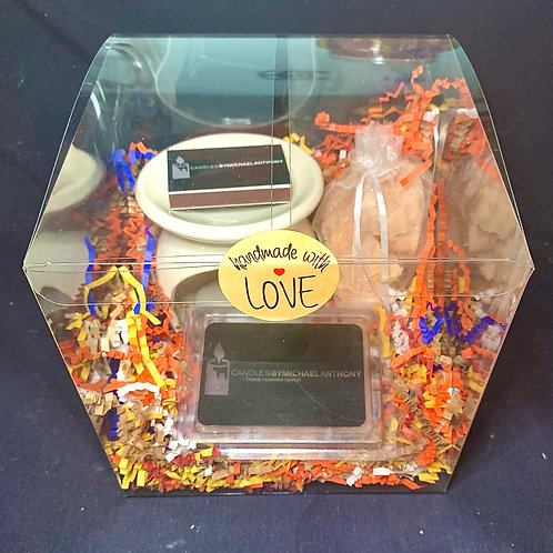 Limited edition Ceramic Wax Melter gift set !