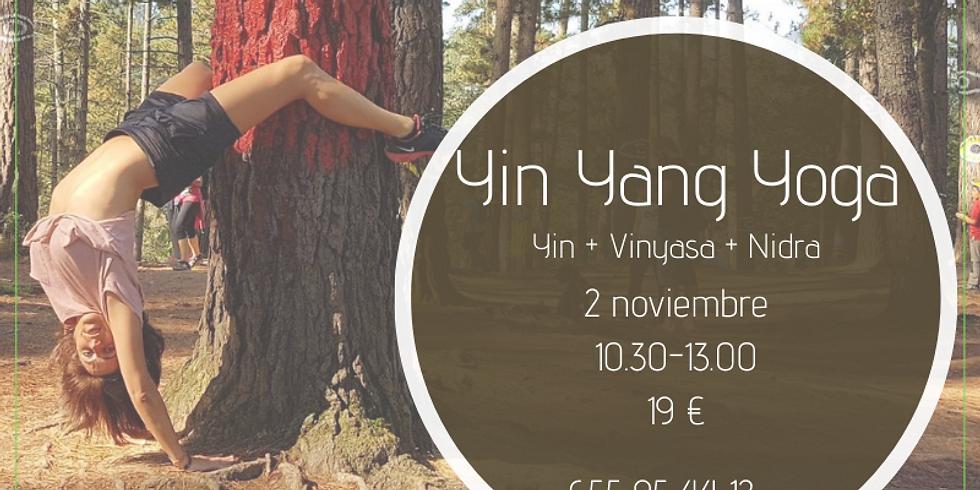 Yin Yang Yoga -otoño-