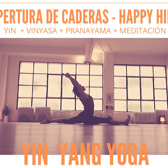 HAPPY HIPS - APERTURA DE CADERAS