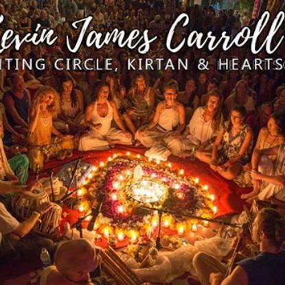 Kevin James / Kirtan & Circulo de canto