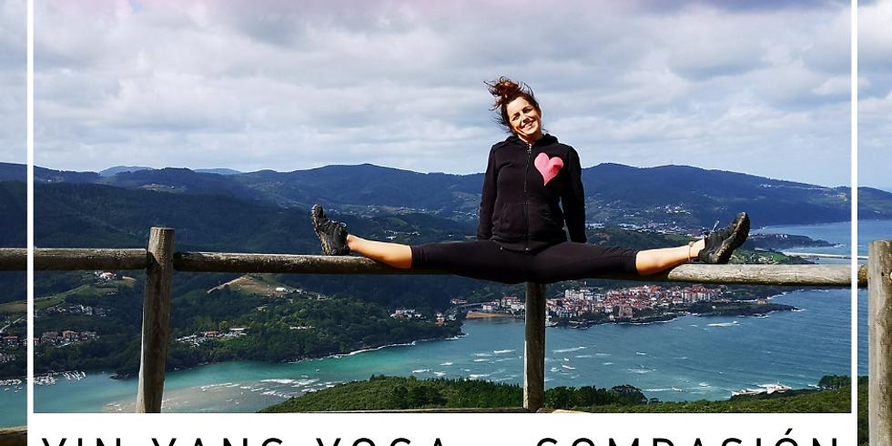 Yin Yang Yoga & Compasión