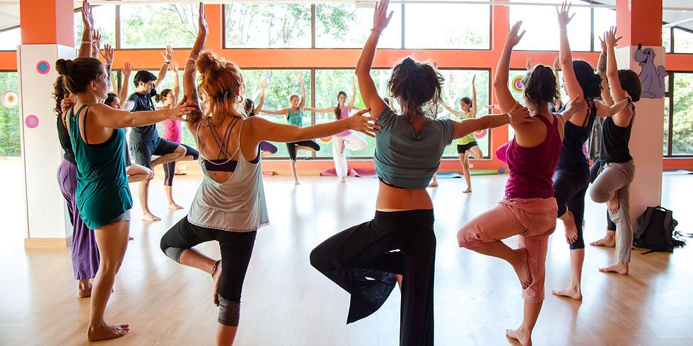 FORMACIÓN Yoga Danza Veda - CORAJE. La danza salvaje de Kali (1)