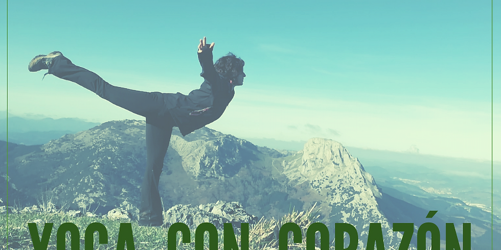 Yoga Con Corazón
