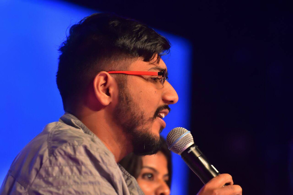 Sing in Tamil? Sure! - SPB50 World Tour
