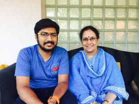 With Smt.S.P.Sailaja