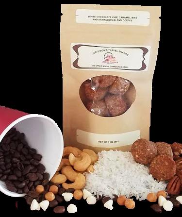 Coffee Cowabunga Balls